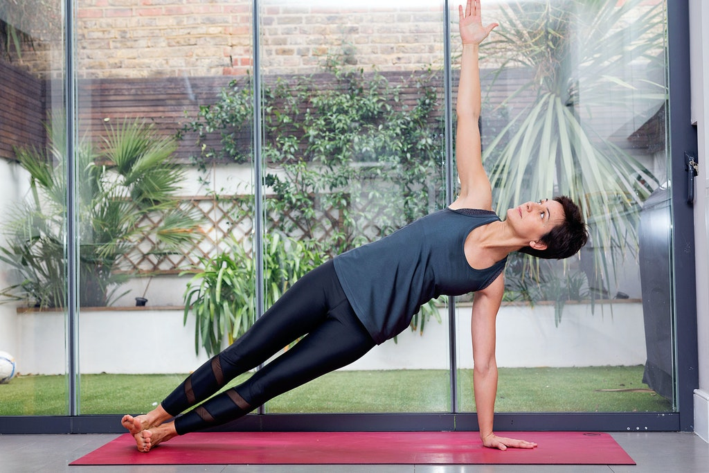 my yoga experience
